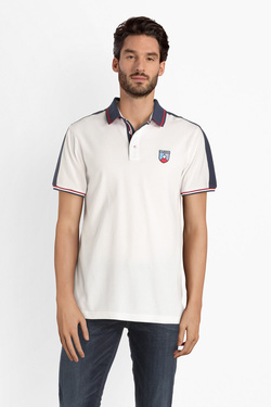 Polo CAMBRIDGE LEGEND 53CG1PO004 Blanc