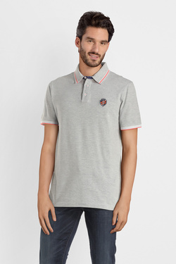 Polo CAMBRIDGE LEGEND 53CG1PO002 Gris clair