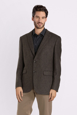 Veste CAMBRIDGE LEGEND 52CG1VE603 Marron