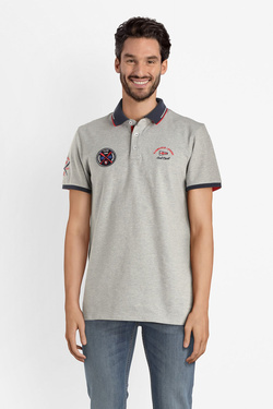 Polo CAMBRIDGE LEGEND 53CG1PO005 Gris clair
