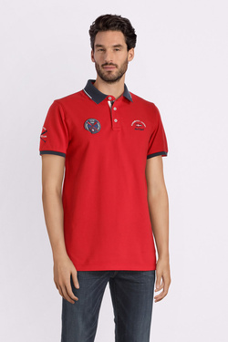 Polo CAMBRIDGE LEGEND 53CG1PO005 Rouge