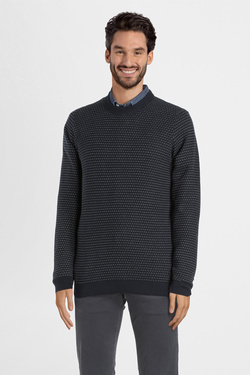 Pull CAMBRIDGE LEGEND 54CG1PU300 Bleu marine
