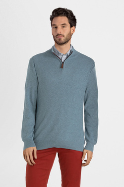 Pull CAMBRIDGE LEGEND 54CG1PU200 Bleu