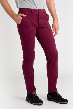 Pantalon CAMBRIDGE LEGEND 54CG1PS100 Rouge vermillon