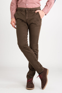 Pantalon CAMBRIDGE LEGEND 54CG1PS200 Marron