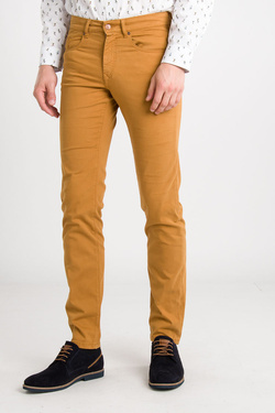 Pantalon CAMBRIDGE LEGEND 54CG1PS500 Jaune moutarde