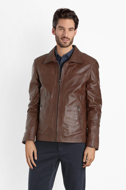 Blouson CAMBRIDGE LEGEND 54CG1CP300 Marron