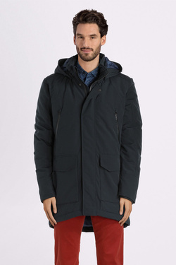 Parka CAMBRIDGE LEGEND 54CG1PB802 Bleu marine