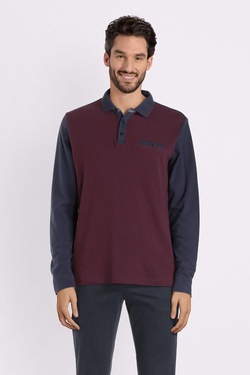 Polo CAMBRIDGE LEGEND 54CG1PO000 Rouge bordeaux
