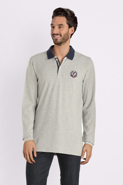 Polo CAMBRIDGE LEGEND 54CG1PO100 Gris clair