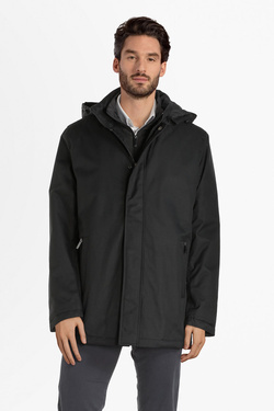 Parka CAMBRIDGE LEGEND 54CG1PB805 Noir