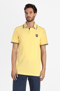Polo CAMBRIDGE LEGEND 55CG1PO002 Jaune