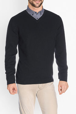 Pull CAMBRIDGE LEGEND 46CG1PU000 Noir
