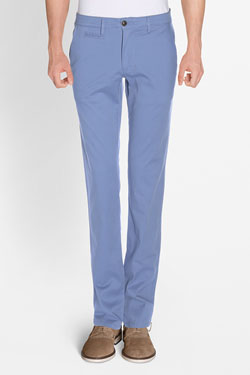 CAMBRIDGE - Pantalon49CG1PS000Bleu