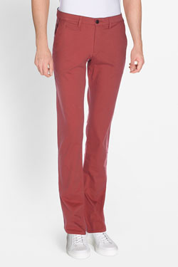CAMBRIDGE - Pantalon49CG1PS000Brique