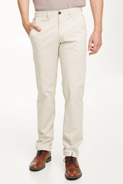 CAMBRIDGE - Pantalon49CG1PS000Ecru