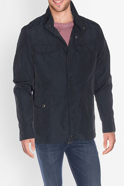 CAMBRIDGE - Veste49CG1PB804Bleu marine
