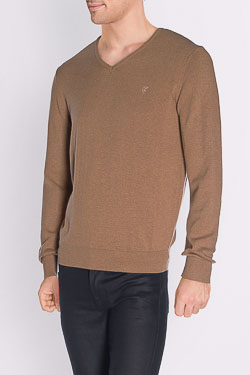 CAMBRIDGE - Pull49CG1PU000Marron