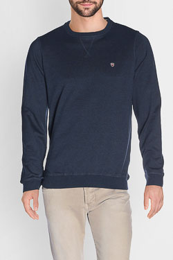 CAMBRIDGE - Sweat-shirt49CG1SW100Bleu marine