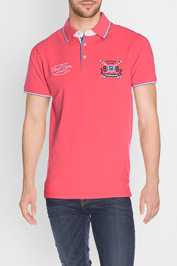 CAMBRIDGE - Polo49CG1PO004Rose fuchsia