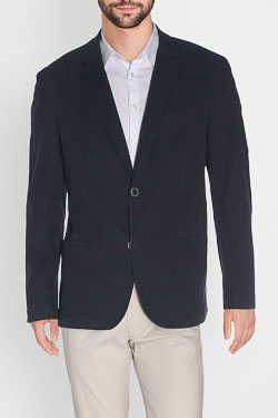 CAMBRIDGE - Veste49CG1VE000Bleu marine