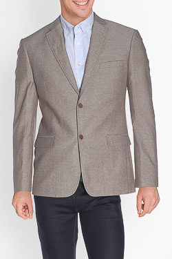 CAMBRIDGE - Veste49CG1VE200Beige foncé