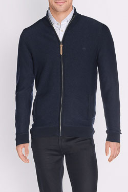 CAMBRIDGE - Veste49CG1GI100Bleu marine