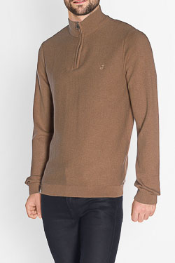 CAMBRIDGE - Sweat-shirt49CG1PU102Marron clair