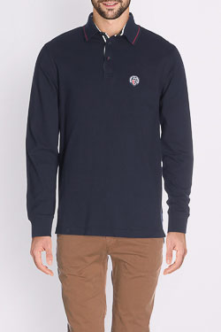 Polo CAMBRIDGE 50CG1PO001 Bleu marine
