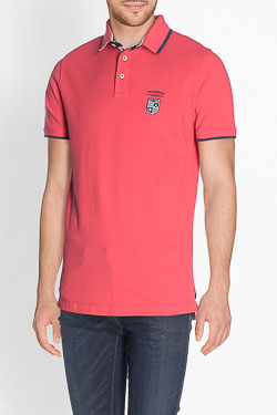 Polo CAMBRIDGE 51CG1PO002 Rose vif