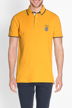 Polo CAMBRIDGE 51CG1PO002 Jaune