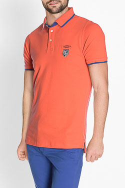 Polo CAMBRIDGE 51CG1PO002 Orange