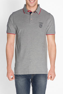 Polo CAMBRIDGE 51CG1PO002 Gris