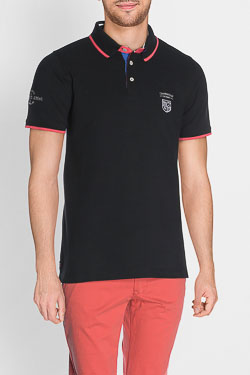 Polo CAMBRIDGE 51CG1PO002 Noir