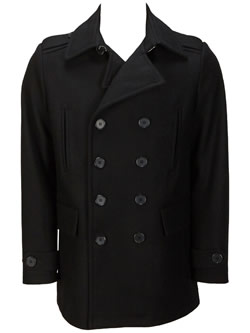 CAMBRIDGE - Manteau46cg1ma800Noir