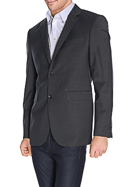 CAMBRIDGE - Veste47CG1VE699Gris foncé