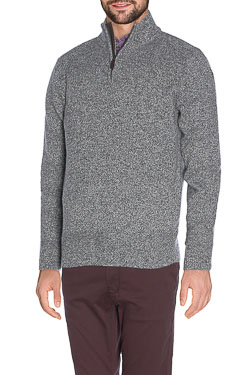 CAMBRIDGE - Pull48CG1PU100Gris