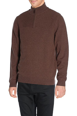 CAMBRIDGE - Pull48CG1PU001Marron