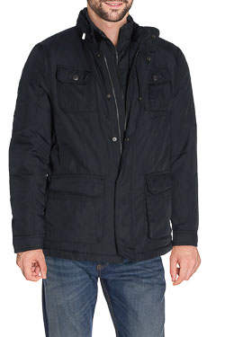 CAMBRIDGE - Parka48CG1PB800Noir