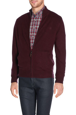 CAMBRIDGE - Gilet48CG1GI000Rouge bordeaux