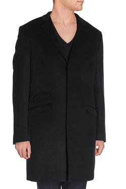 CAMBRIDGE - Manteau48CG1MA801Noir
