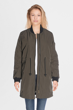 Parka CAMPS UNITED 50CP2PB045 Vert olive