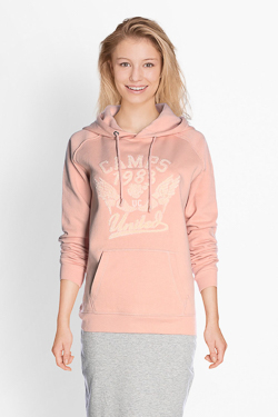 Sweat-shirt CAMPS UNITED 50CP2SW048 Rose