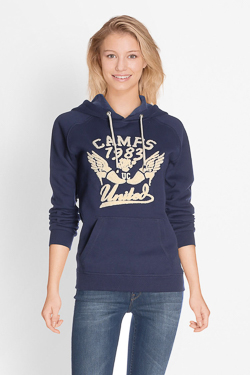 Sweat-shirt CAMPS UNITED 50CP2SW048 Bleu marine