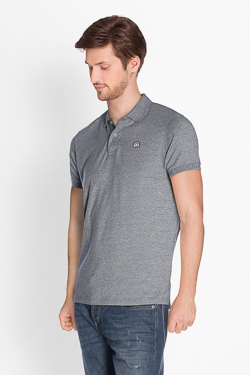 Polo CAMPS UNITED 51CP1PO100 Gris