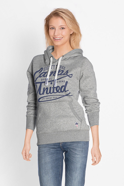 Sweat-shirt CAMPS UNITED 51CP2SW306 Gris