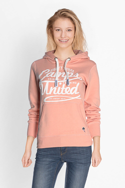 Sweat-shirt CAMPS UNITED 51CP2SW306 Rose