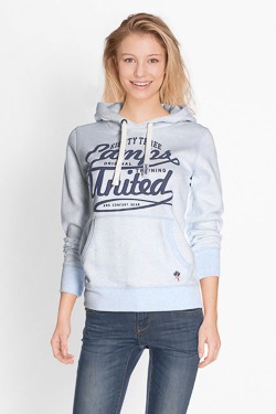 Sweat-shirt CAMPS UNITED 51CP2SW306 Bleu ciel