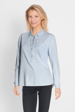 Blouse CAMPS UNITED 51CP2CS301 Bleu