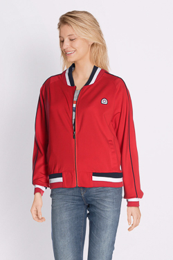 Blouson CAMPS UNITED 51CP2VE301 Rouge